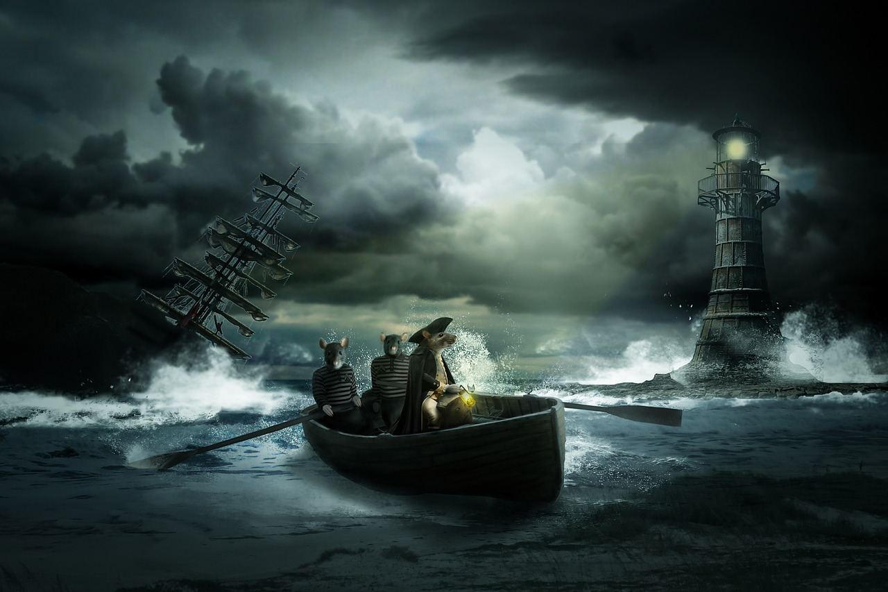 rats leaving sinking ship 1611324 1280